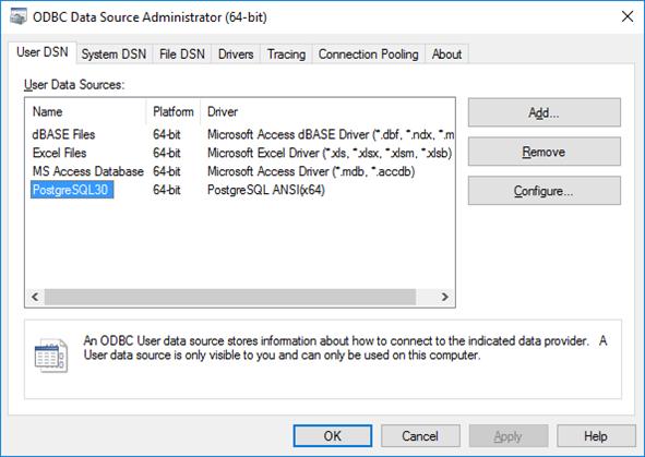 Microsoft Access (2016) - Reporting SIG - FOLIO Wiki